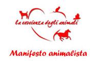 Logo Manifesto animalista