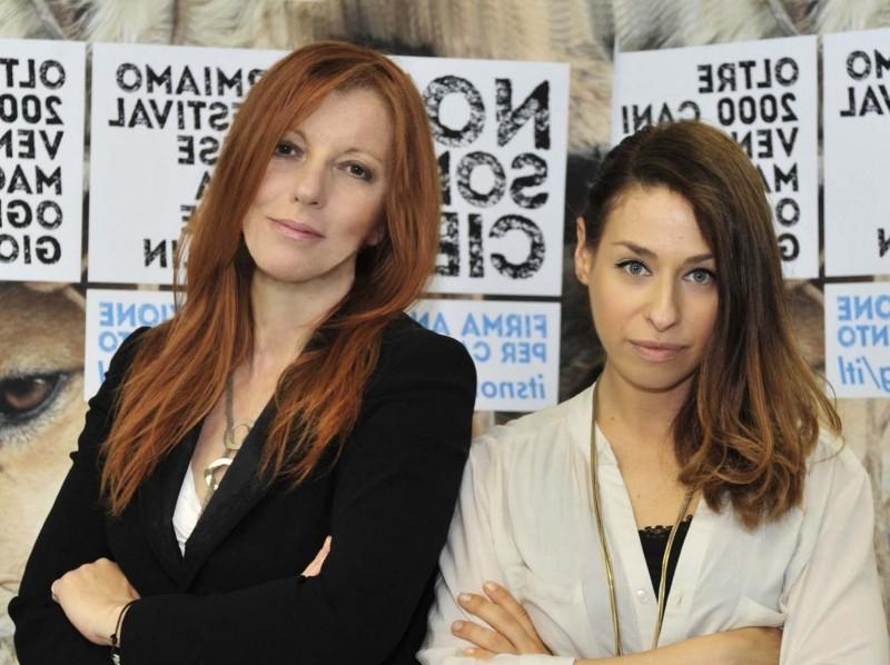 on. Michela Vittoria Brambilla e Irene De Vitti_rit