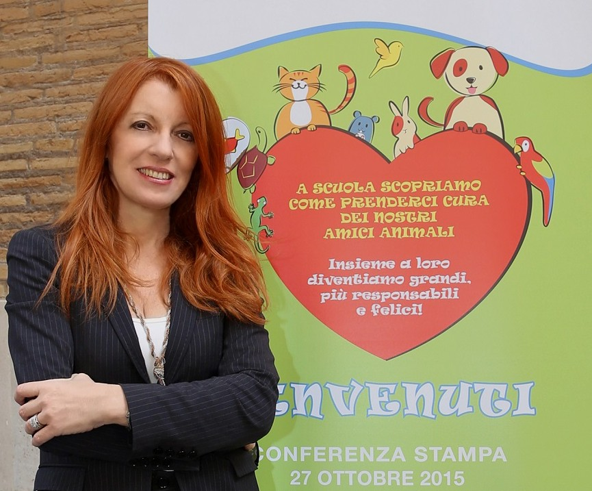 Michela Vittoria Brambilla presenta il progetto cuccioli amori