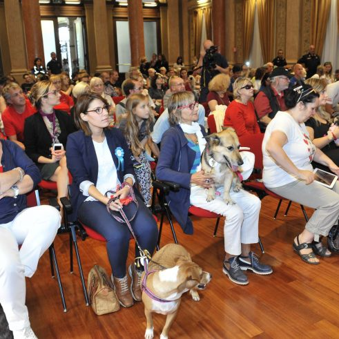 Dog lovers Day partecipanti