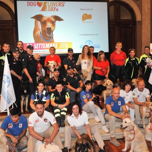 Premiati Dog Lovers Day