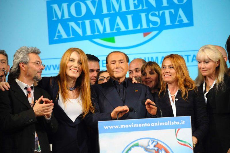 Michela Vittoria Brambilla e Silvio Berlusconi